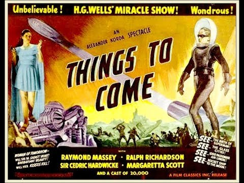 H. G. Wells' The Shape of Things to Come - Trailer.
