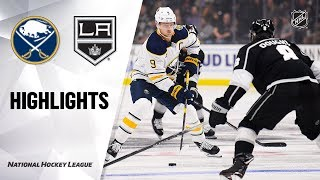Sabres @ Kings 10/17/19 Highlights by NHL