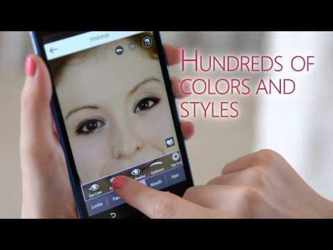 Video of YouCam Makeup -Makeover Studio