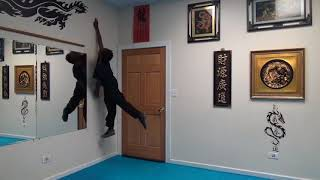Video Kung Fu Kids - Vertical Jump Challenge - $1 Prize MP3, 3GP, MP4, WEBM, AVI, FLV Januari 2019