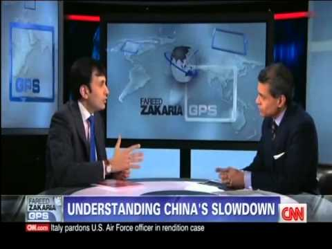 Emerging markets - Ruchir Sharma on China, India, Brazil, and the United States. He refers to Emerging countries as hyped up countries [!] - India's slowdown from 9% growth to ...