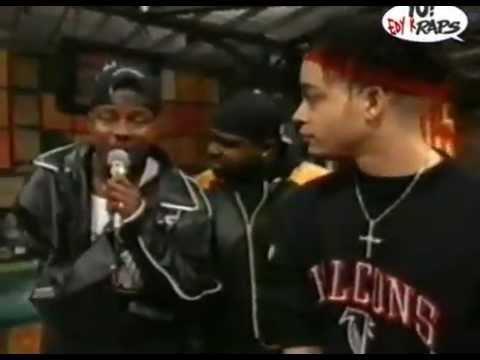 Kid 'N' Play – Slippin – Live Yo! MTV Raps