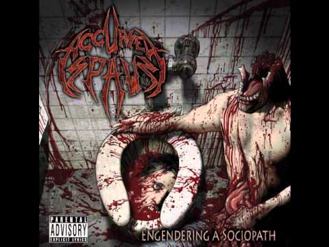 Accursed Spawn - Stabbed In The Dick online metal music video by ACCURSED SPAWN