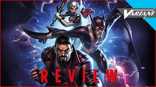 One Shot  Justice League Gods   Monsters Review