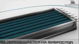 Тенология изготовления пустотных плит перекрытия