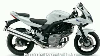 6. 2008 Suzuki SV 650SF - Specification, Details