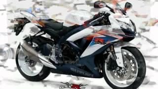 8. 2009 Suzuki GSX-R 600 Details