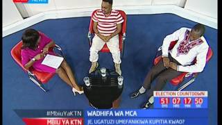 Wadhifa wa MCA : Mahojiano KTN News Live Stream SUBSCRIBE to our YouTube channel for more great videos:...
