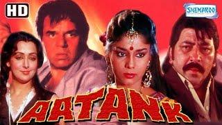 Aatank {HD} -  Dharmendra - Hema Malini - Ravi Kissen - Hindi Full Movie (With Eng Subtitles)