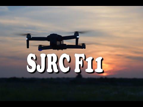 SJRC F11: un quadricottero pieno di funzionalità!