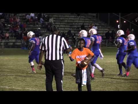 Video: Central vs. Jackson High School Football