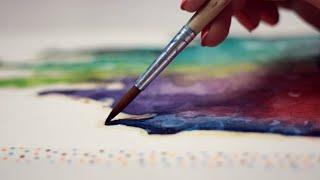 ✩ Dreams & Walt Disney ✩ Painting with mako - YouTube