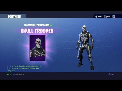 If You Beat Me You Get The SKULL TROOPER!!! (PLAYGROUND 1V1'S)