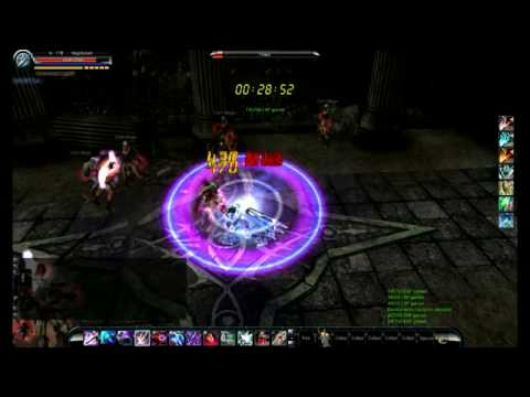 Cabal Gameplay Video – Force Blader