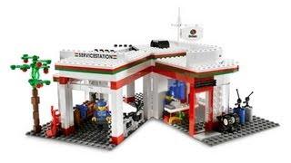 LEGO TOWN PLAN TIMELAPSE!!! 1/4