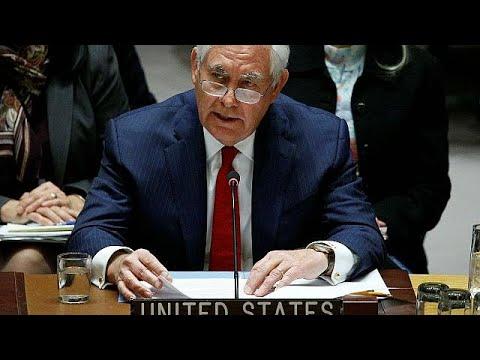 Τίλερσον προς Πιονγκγιάνγκ: Διάλογος μόνο αν σταματήσουν οι απειλές…