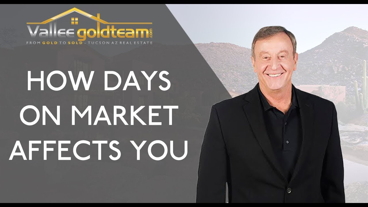 How Days on Market Can Affect You