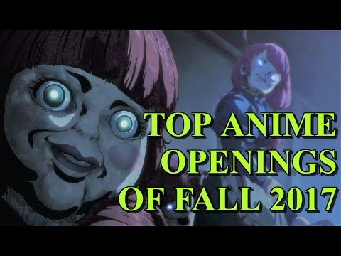 Video My Top 25 Anime Openings of Fall 2017 [Version 1] download in MP3, 3GP, MP4, WEBM, AVI, FLV January 2017