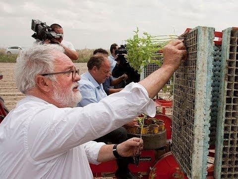 """Arias: """"Agricultores y ganaderos tienen que  obtener el justo retorno a su trabajo en la cadena alimentaria"""""""