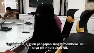 Video Pengakuan Blak blakan Mahasiswi Penyusup Mako Brimob MP3, 3GP, MP4, WEBM, AVI, FLV Juni 2018