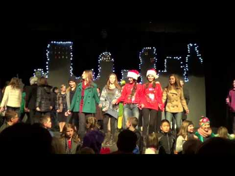 Elf Jr The Muscial  - A Christmas Song Reprise & Finale