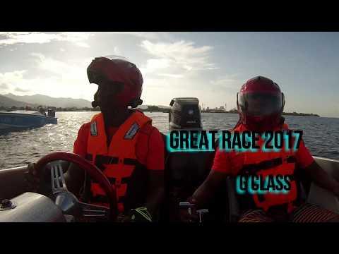 Trinidad & Tobago Great Race 2017 Limitless Rear Cam