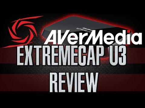 Avermedia ExtremeCap U3 Review and Demonstration