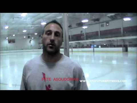 HOCKEY PLAYERS TALK ABOUT NEW WAY OF TRAINING! KICK ICE HOCKEY FITNESS!!