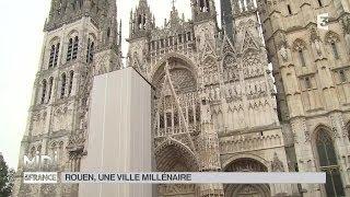 Rouen France  city photos gallery : SUIVEZ LE GUIDE : Rouen, une ville millénaire