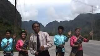Salavan Laos  city images : xiea sa won - lum salavan muk mon.Laos song 2012 [4/5]