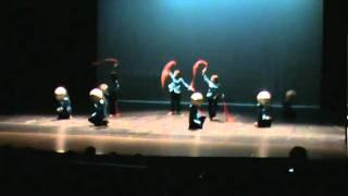 VSU- Nón Lá Dance 2011