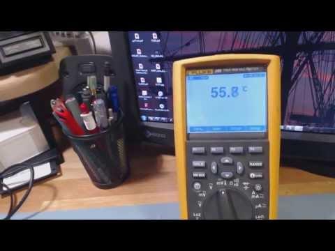 2m 1,25kW SSPA using Freescale MRFE6VP61K25H - Second trial