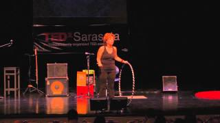 The Hoop Revolution: Theresa Rose At TEDxSarasota