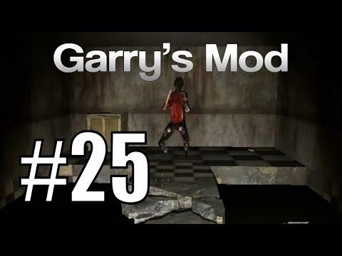 Garry's Mod #25. Побег. Эпизод 1. Алекс, Паук, EASYNICK.