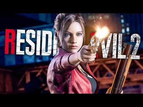 KẺ DIỆT ZOMBIE ĐỘI LỐT NỮ SINH! | Resident Evil 2 Claire #1 - Thời lượng: 48 phút.