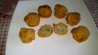 Potato bonda or aloo bonda