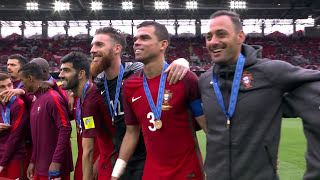Watch highlights of the match for third place between Portugal and Mexico at the FIFA Confederations Cup 2017 in Russia.