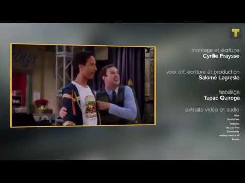 TVShow Time S01E09 Glee (видео)