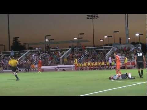 Men's Soccer - Fresno Pacific blanks Cal St. San Marcos