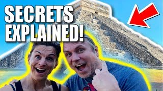 MAYAN RUINS EXPLAINED **CHICHEN ITZA** Brian Barczyk by Brian Barczyk