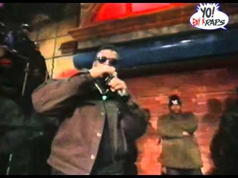 Tim Dog — Interview & Step To Me (Live) @ Yo MTV Raps 1991
