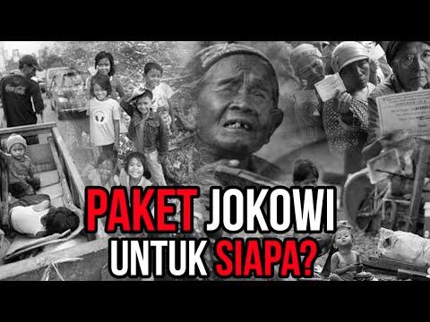 Paket Jokowi untuk Siapa?