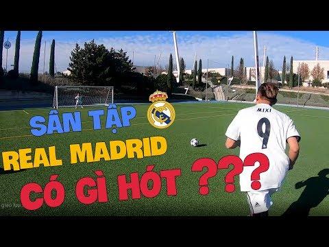 Trải nghiệm nơi luyện tập của CLB Real Madrid và giải đáp thắc mắc trong FifaOnline4 cùng EA. - Thời lượng: 15:17.
