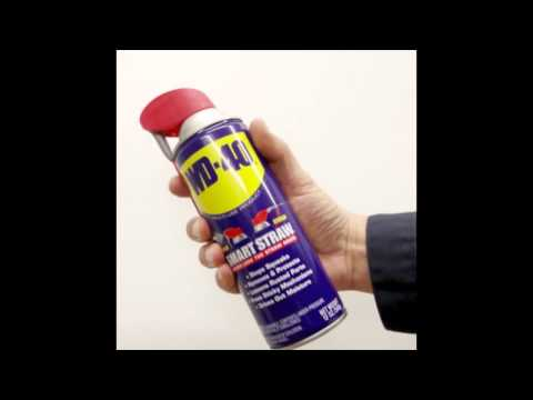 No Matter Which Way You Shake it, WD-40® is Right for the Job