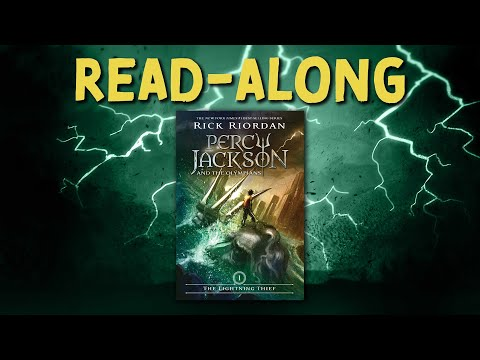 Read Along- Percy Jackson and The Olympians: The Lightning Thief by Rick Riordan. Chapter 1