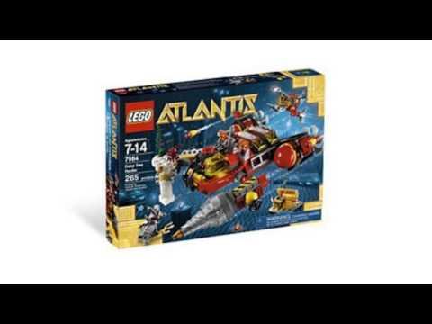 Video Atlantis Deep Sea Raider 7984 Y now online at YouTube