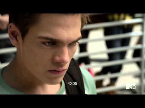 Teen Wolf: Brett Talbot 4x05