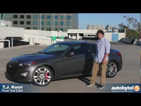 2013 Hyundai Genesis Coupe 3.8 R-Spec Video Review
