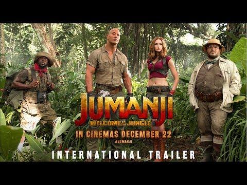 Jumanji: Welcome To The Jungle - International Trailer #2   In Cinemas Dec 22