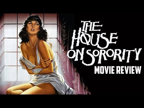 The House On Sorority Row Blu Ray Review Slasher Classics #31